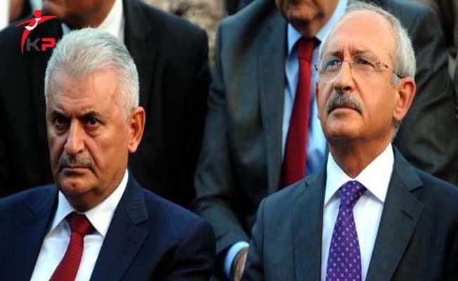 Başbakan Yıldırım CHP Lideri Kılıçdaroğlu'na Göndermede Bulundu