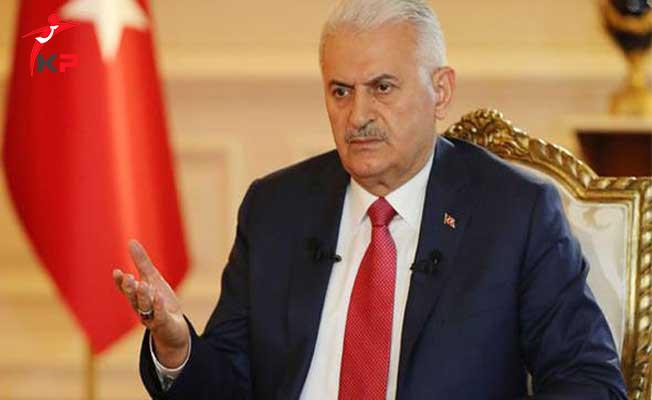 Başbakan Yıldırım'dan AB'ye Mülteciler Konusunda Açıklama