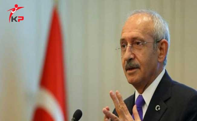 CHP Genel Başkanı Kılıçdaroğlu: Tasfiye Etmeye Çalışıyorlar