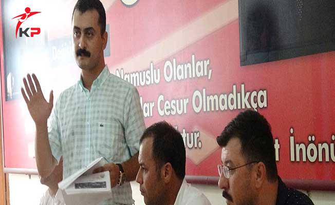 CHP'li Erdem'den Önemli Dokunulmazlık Açıklaması !