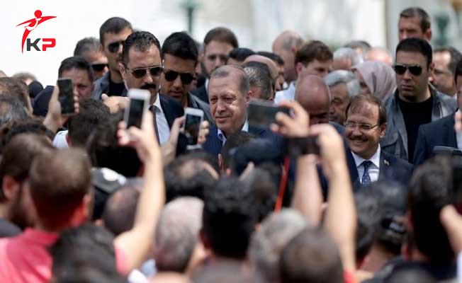 Cumhurbaşkanı Erdoğan 'Hamidiye Camii' Açılışında Önemli Açıklamalarda Bulundu