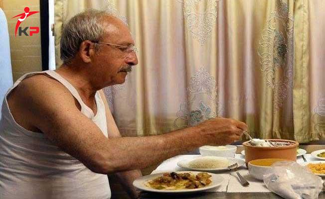 Cumhurbaşkanı Erdoğan'dan CHP Lideri Kılıçdaroğlu'na 'Atlet' Göndermesi