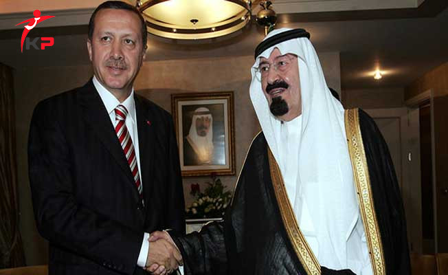 Cumhurbaşkanı Erdoğan, Kral Abdullah Tarafından Resmi Törenle Karşılandı