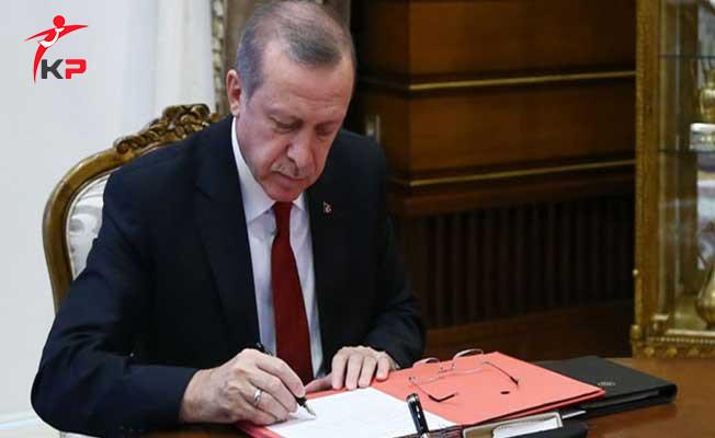 Cumhurbaşkanı Erdoğan Onayladı ! 3 Üniversiteye Rektör Ataması Yapıldı