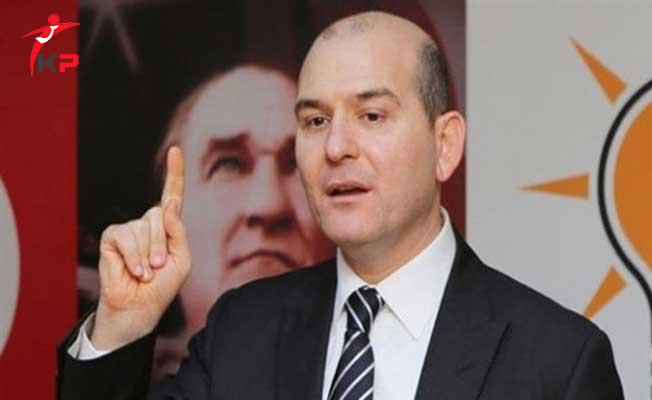 İçişleri Bakanı Soylu: Bu Ülkede Bize Rahat Yoktur Olmamalıdır!