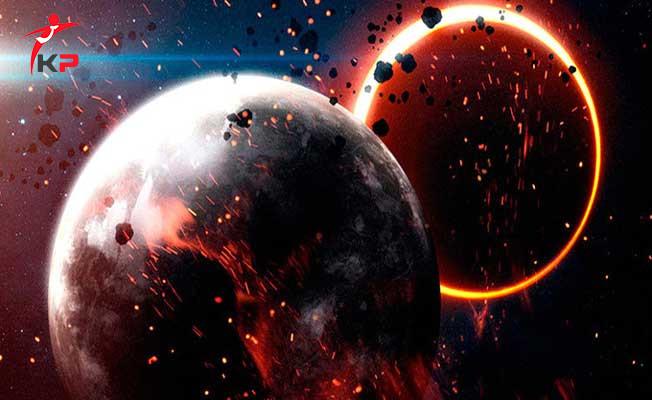 Kıyamet Senaryaso ! 'Niburu' Adlı Gezegen Dünya'ya Çarpacak İddiası