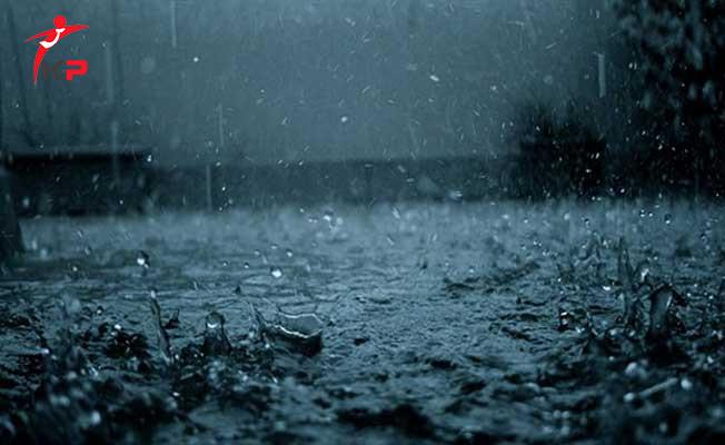 Meteoroloji 2 İl İçin Kuvvetli Yağış Uyarısında Bulundu