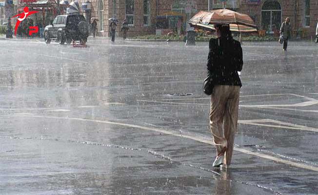 Meteoroloji 3 İl İçin Sağanak Yağış Uyarısında Bulundu