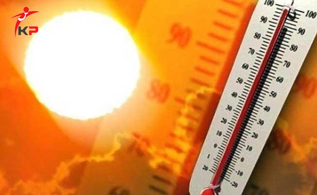 Metoroloji 5 İli Uyardı ! Sıcaklıklar Artıyor...