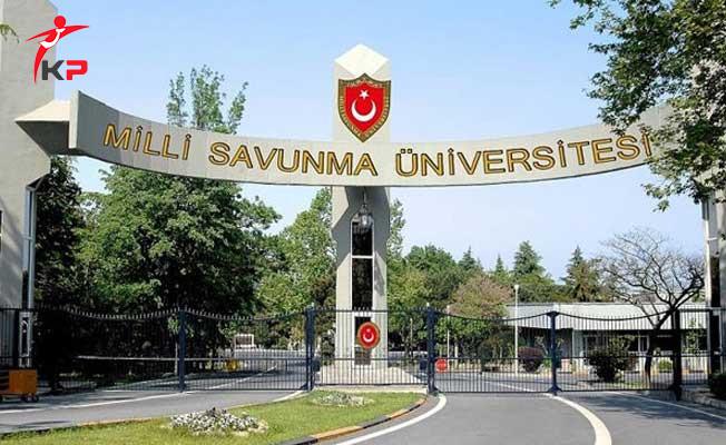 Mill Savunma Üniversitesi MYO'lara Askeri Öğrenci Alımı Ek Çağrı Duyurusu Yayımlandı