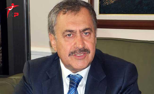 Orman Bakanı Veysel Eroğlu'ndan Kuraklık Açıklaması!