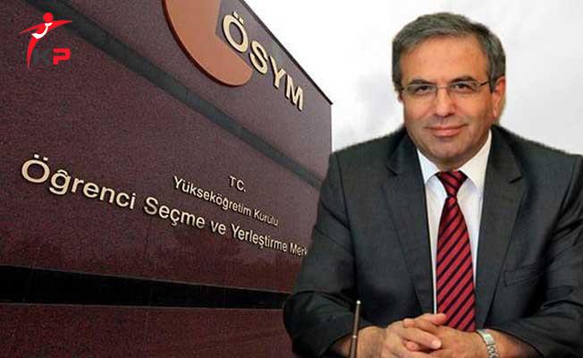 ÖSYM Başkanı Demir'den İstifa Sonrası Açıklama!