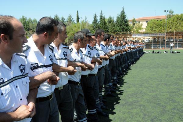 Özel Güvenlik Görevlilerine Polis Tarafından Eğitim Verilmeye Başlandı