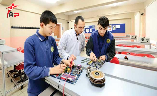 Resmi Gazete'de Yayımlandı ! Mesleki Teknik Lisesi Öğrencilerine Destek Verilecek
