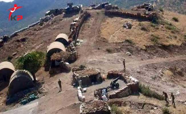 Şırnak Namaz Dağı Üs Bölgesine Hain Saldırı !