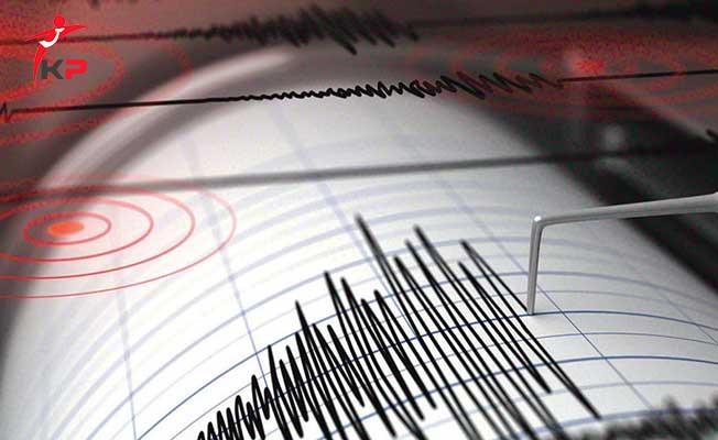 Son Dakika ! Bodrum'da Bir Deprem Daha: 4.6 Şiddetinde Sallandı