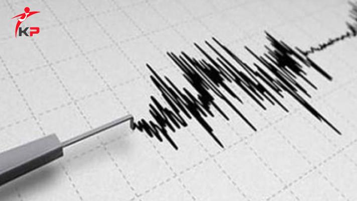 Son Dakika Deprem Haberi! Ege Denizi 5.1 İle Sallandı