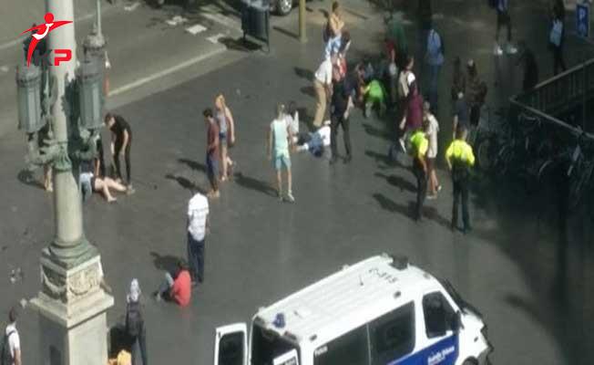 İspanya'daki Terör Saldırısında Bir Türk Ağır Yaralandı