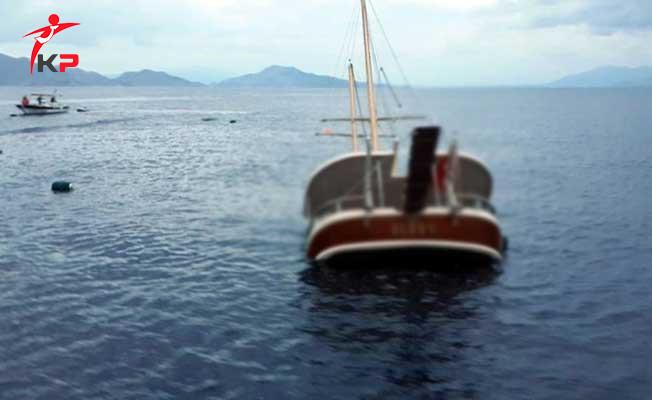 Son Dakika ! Marmaris Açıklarında Tekne Faciası: Ölü ve Yaralılar Var