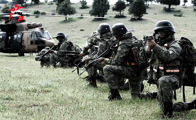 Son Dakika ! TSK Açıkladı: Çok Sayıda Terörist Etkisiz Hale Getirildi