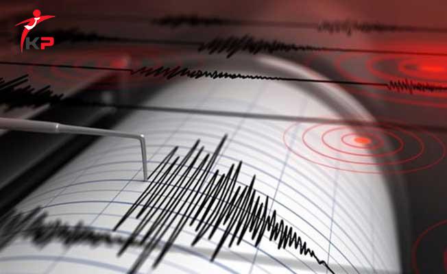 SON DAKİKA... Yine Deprem! Bu Kez Manisa'da