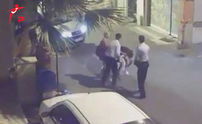 Taciz Şikayetinde Bulundular... Polis Dayak Attı !