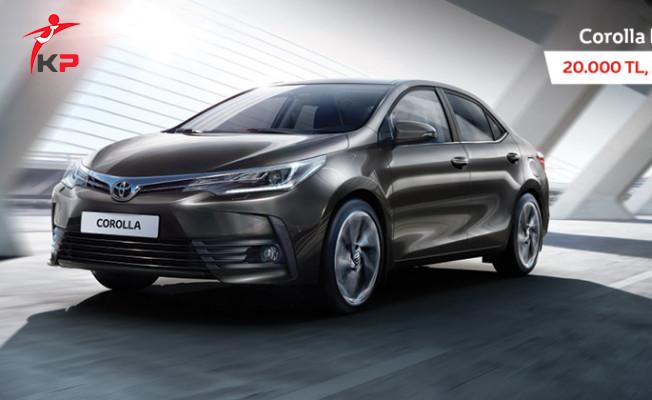 Toyota Ağustos Kampanyası İle Bayramdan Önce Arabanızı Alın