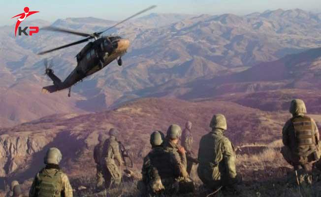TSK Açıkladı: Kars'ta Hava Harekatında 3 Terörist Etkisiz Hale Getirildi