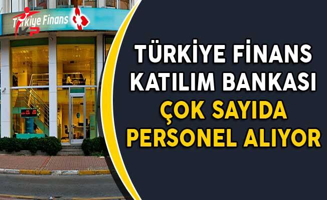 Türkiye Finans Katılım Bankası Ağustos Ayı Personel Alım İlanı