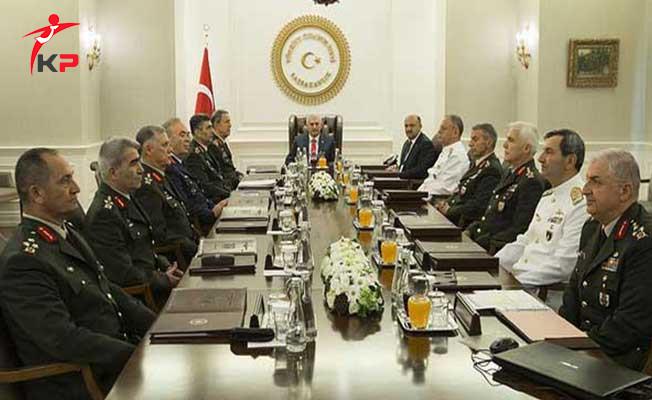 Yüksek Askeri Şura (YAŞ) Toplantısına Kimler Katılacak?