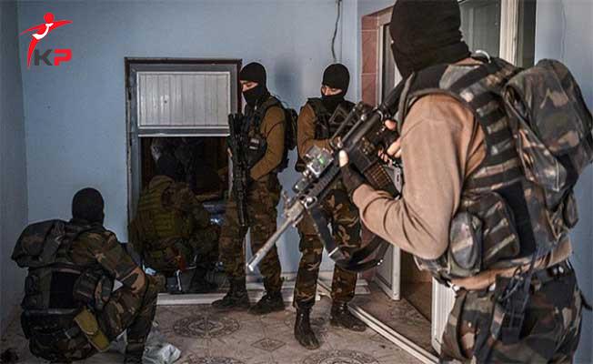 14 İlde Muvazzaf Asker Operasyonu ! Gözaltılar Var...