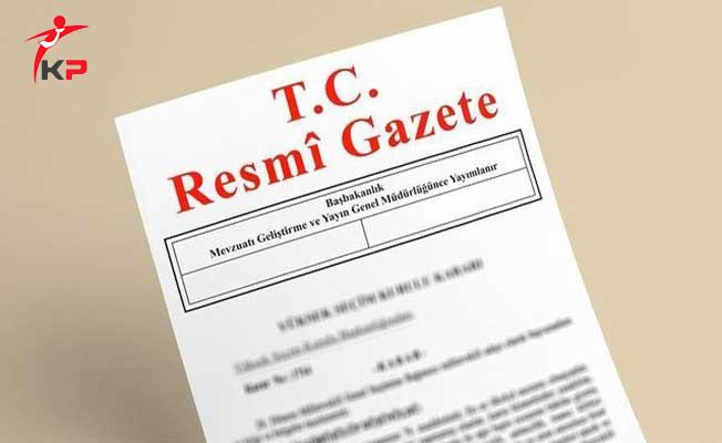 16 Eylül Tarihli Atama Kararları Resmi Gazete'de Yayımlandı