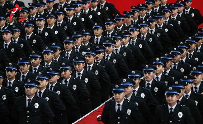 21. Dönem POMEM En Az Önlisans Mezunu Kadın Erkek 13 Bin Polis Alımı Yapılacak