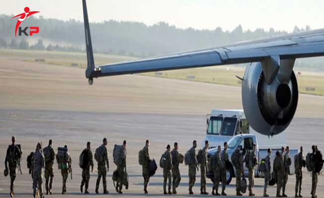 ABD'nin Askeri Üssünde Patlama! Çok Sayıda Asker Yaralı