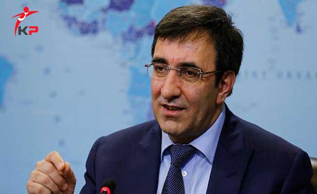 AK Parti Genel Başkan Yardımcısı Yılmaz: Yeni Sınırlar Çizmeye İhtiyacımız Yok!