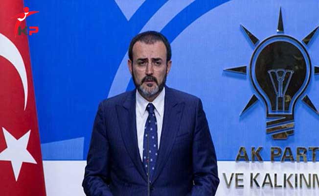 Ak Parti Sözcüsü Ünal: CHP Recep Tayyip Erdoğan ve Ak Parti Düşmanlığı Yapıyor!