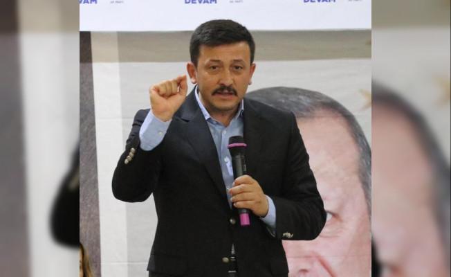 AK Parti Milletvekili Dağ'dan Seçim Anketi Açıklaması! ''2.5 Kat Fark Atmış Durumdayız''