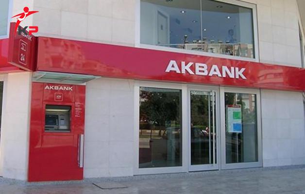 Akbank'tan Düşük Faizli Serbest Hesap