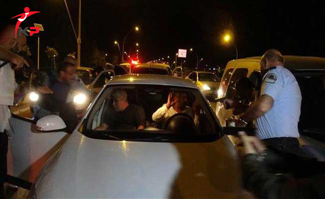 Ankara'da Cinayet ! Baba ve Oğlu Böyle Yakalandı