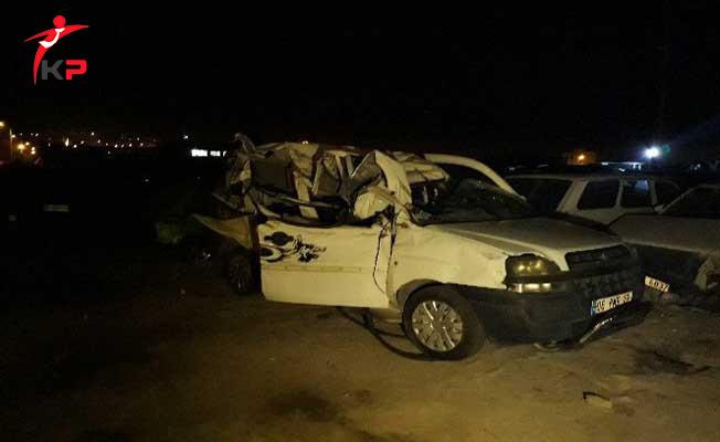 Ankara'da Düğün Dönüşü Feci Kaza: 5 Ölü