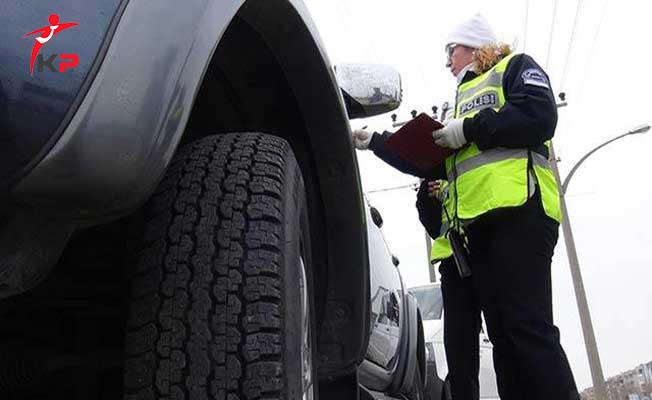 Araç Sürücüleri Dikkat! Ulaştırma Bakanlığı'ndan Kış Lastiği Açıklaması