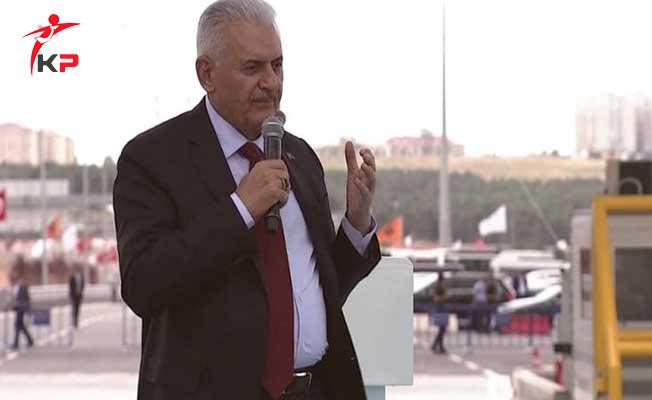 Başbakan Yıldırım'dan IKBY Referandum Açıklaması !