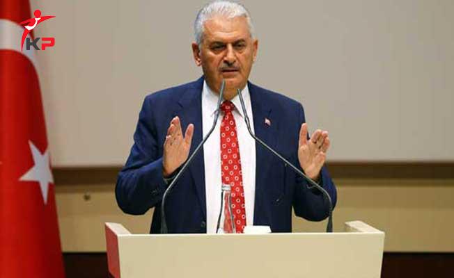 Başbakan Yıldırım'dan IKBY Referandumu Hakkında Önemli Değerlendirme