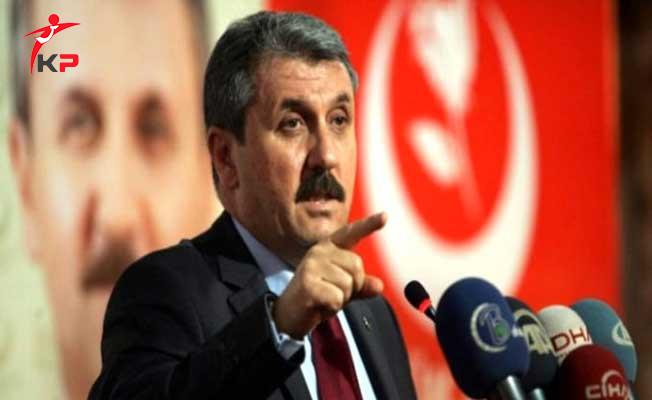 BBP Lideri Destici'den Vergi Zammı Eleştirisi!