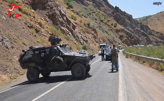 Bingöl'de 22 Bölge 'Geçici Güvenlik Bölgesi' İlan Edildi!