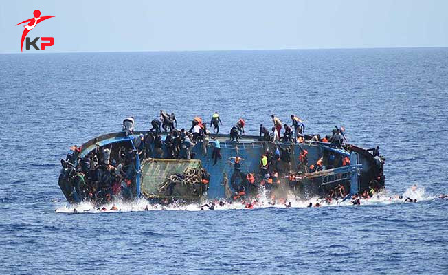 Birleşmiş Milletlerden (BM) Flaş Açıklama ! Sığınmacı Ölüm Sayısı 4 Bini Geçti