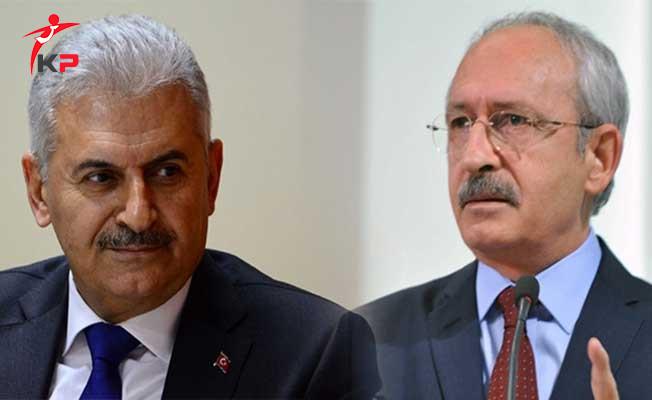CHP Lideri Kılıçdaroğlu Başbakan Yıldırım'a Taziyelerini İletti!