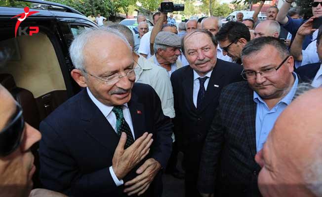CHP Lideri Kılıçdaroğlu'ndan Şehit Ailelerine Ziyaret