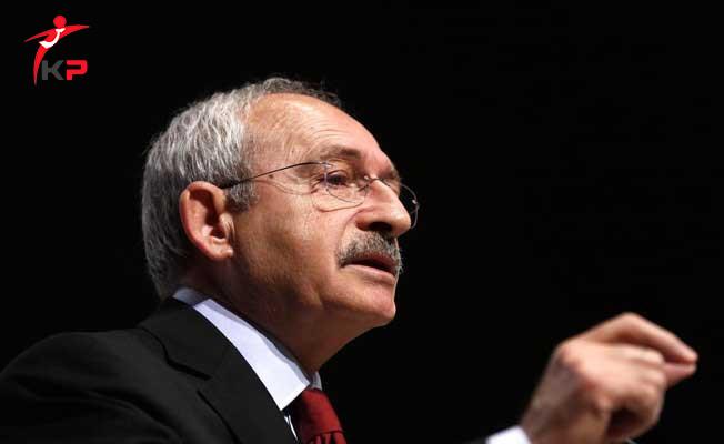 CHP Lideri Kılıçdaroğlu'ndan Tezkere Açıklaması!