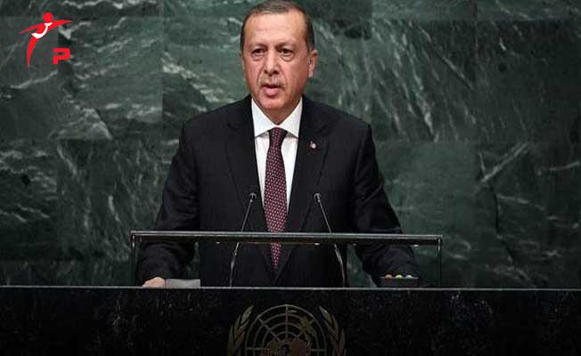 Cumhurbaşkanı Erdoğan: BM'nin Merkezi İstanbul Olsun!
